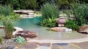 Teichumrandung Aus Stein : bionova natural pools quality process youtube ~ Yasmunasinghe.com Haus und Dekorationen