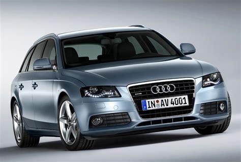 2009 Audi A4 Revitalizing Audi Brand
