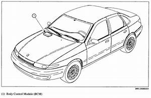 2002 Saturn L200 Wiring Diagram