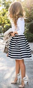 40 Cute And Sexy Skirts To Wear In Summer 2017 - Stylishwife