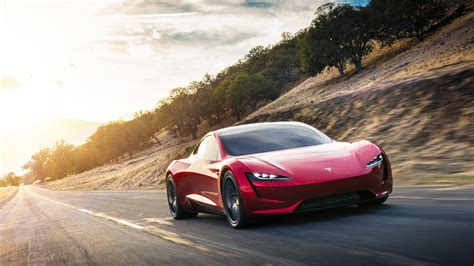 2020 Tesla Roadster Wallpapers & Hd Images