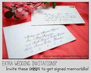 celebrities to send wedding invitations to i want to find With when to send international wedding invitations