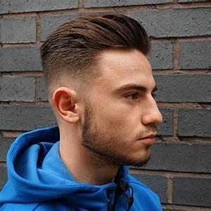 Cheveux En Arrière Homme : coupe de cheveux homme printemps t 2016 en 55 id es ~ Dallasstarsshop.com Idées de Décoration