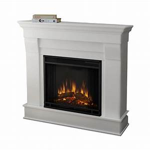 Real Flame Chateau Electric Fireplace & Reviews