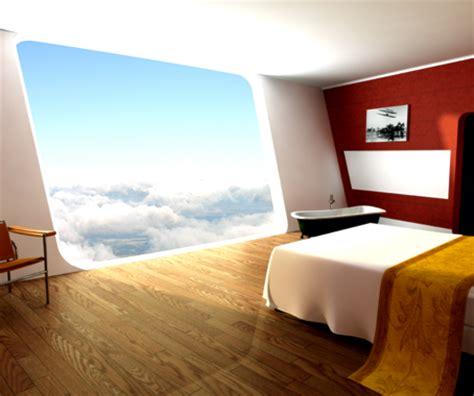 chambre d h es insolite les hôtels du futur en images insolites et écologiques