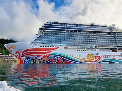Norwegian Joy Aboard Cruising Alaska Enjoy Cruise