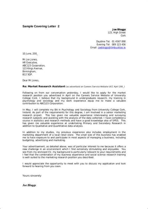 Sle Research Assistant Cover Letter by 4 Frequently Asked Cover Letter Questions Sles