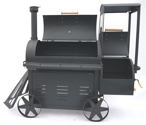 smoker grill lokomotive kleinster mobiler gasgrill