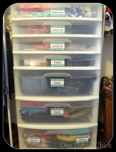 Plastic Drawers For Clothes by Clear Plastic Drawers For Clothes Clothes Closets