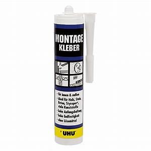 Montage Kleber Extrem : uhu montage kleberangebot bei bauhaus kw in deutschland ~ Yasmunasinghe.com Haus und Dekorationen