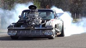 INCREDIBLE Blown Big Block Engine Muscle Cars Will Blow U ...