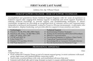 resume format of desktop support engineer desktop support engineer resume template premium resume sles exle