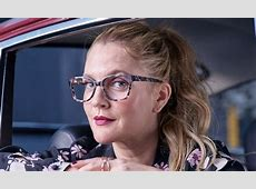 Drew Barrymore flogs glasses for Asda Opticians Daily