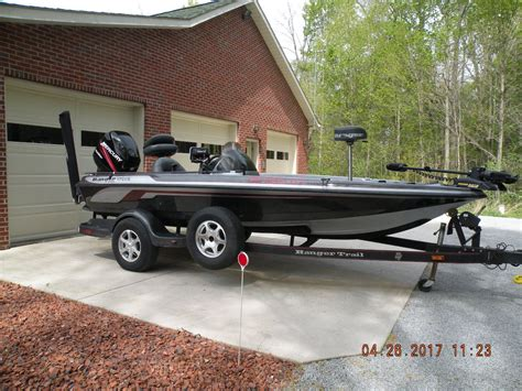 Ranger Bass Boats by 2005 Ranger 175vs Bass Boat
