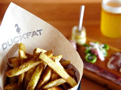 duckfat restaurants food network food network