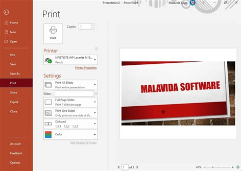 Microsoft PowerPoint 365 16.0.13901.20336 - Download for ...
