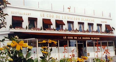 le coq de la maison blanche ouen a michelin guide restaurant