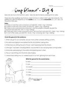 Grammar Practice Worksheets C Grammar 4 Days Of Free Worksheets For Grades Squarehead Teachers