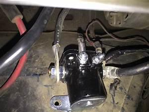Engine Won U0026 39 T Start After Replacing Starter Solenoid