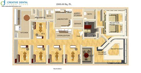 creative dental floor plans strip mall floor plans