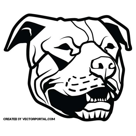 dog rottweiler  vector image  ai  eps format