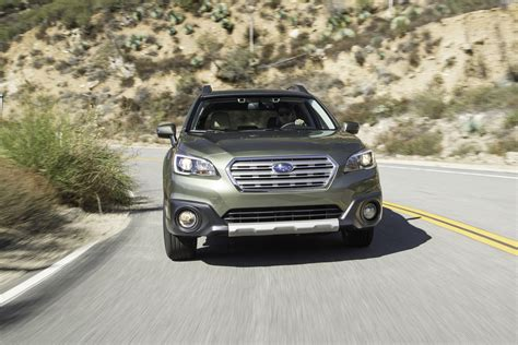 2016 Subaru Outback 2.5i Limited Review