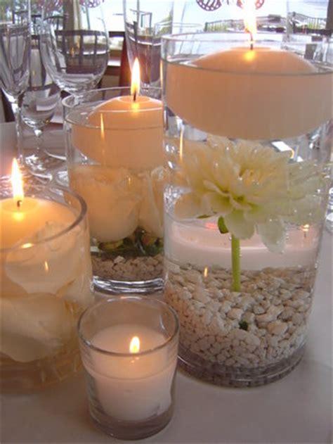 Blumen Hochzeit Dekorationsideenblumen Im Wasser Hochzeit Deko by Ich Stelle Pro Tisch Auch 3 Solcher Quot Transparentlichter
