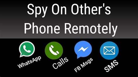 remote cell phone software without target phone best cell phone spyware without target phone