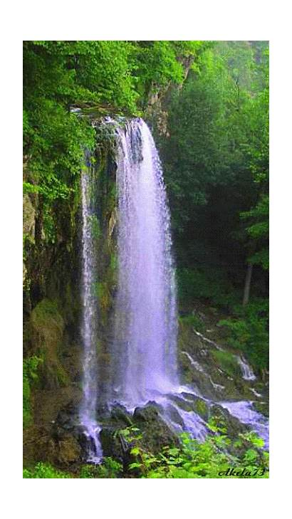 Google Nature Waterfalls Places Waterfall Aa Landscapes