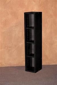 Regal 80 Hoch : cd regal 80 schwarz 4 f cher 80 cm hoch ebay ~ Indierocktalk.com Haus und Dekorationen