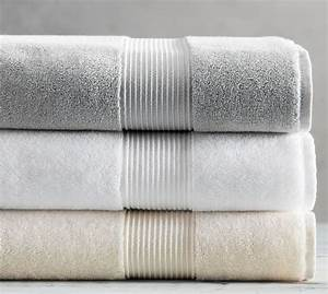 aerospintm luxe organic towels pottery barn With best pottery barn towels