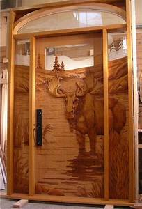 Incredible, Hand, Carved, Doors