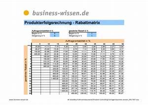 Deckungsbeitrag Berechnen Excel : rabatte und auswirkungen auf erl sschm lerung excel tabelle business ~ Themetempest.com Abrechnung