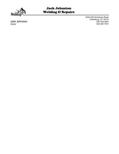 letterhead templates  commercewordpress