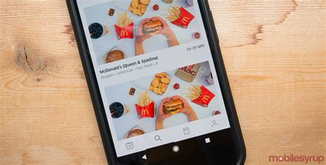 Mcdonalds Kitchener by Mcdonalds Mcdelivery Ubereats Service Now Available In