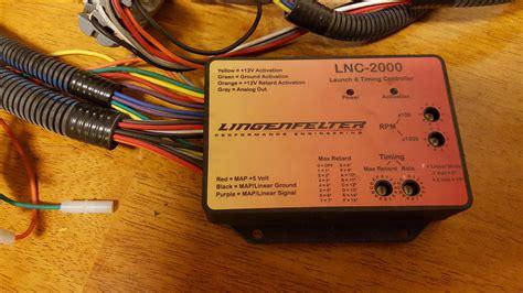 Lingenfelter Lnc-2000 2 Step / Timing Retard Box