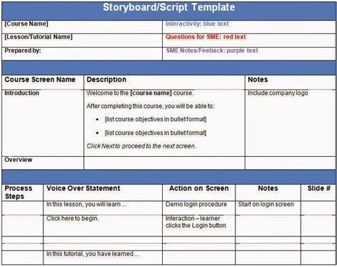 Microsoft Word Screenplay Template by 10 Best Images Of Script Storyboard Template Word Free