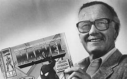 Stan Lee the Marvel Comics founder dies at 95…