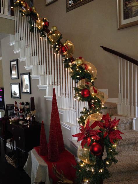 Treppe Weihnachtlich Dekorieren by Staircase S And Special Events