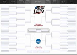 2015 ncaa march madness print bracket With blank march madness bracket template