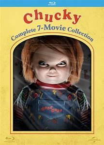 Chucky: Complete 7-Movie Collection Blu-ray Zavvi com
