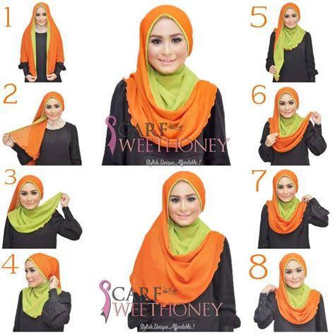 hijab tutorial scarf sweethoney hijab hijab tutorial