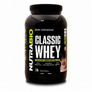 Nutrabio Classic Whey Review