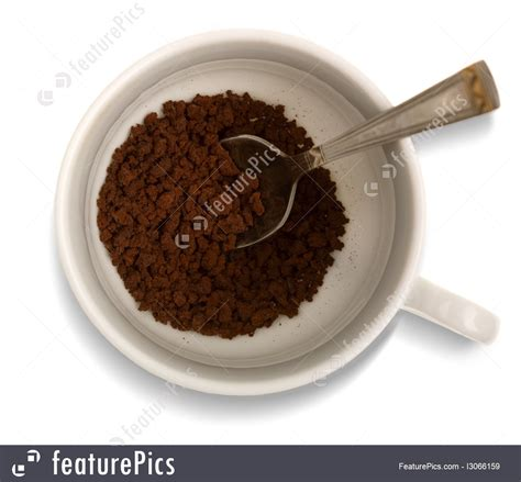 Instant (or soluble) coffee has been widely used for decades because of its convenience. Beverage Ingredients: Instant Coffee Granules - Stock Picture I3066159 at FeaturePics