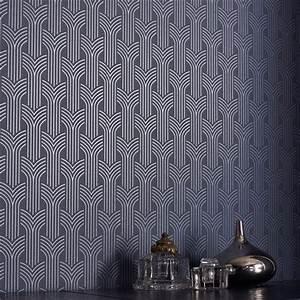 Graham & Brown Superfresco Easy Cinema Midnight Wallpaper ...