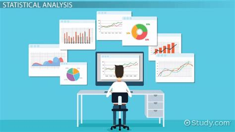 types  statistical analysis video lesson transcript