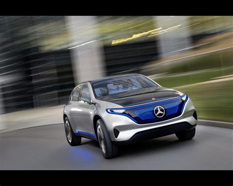Best Electric Suv 2016 by Mercedes Eq Electric Suv Coup 233 Concept 2016