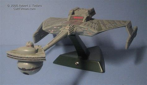 Robert Todaro's Klingon K'tinga Battle Cruiser