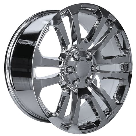 oe replicas wheels 2014 in 20 inch oe performance 158c gmc accessory ck158 wheels