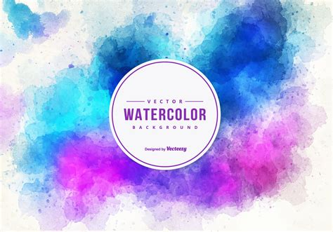 svg background color beautiful watercolor vector background free